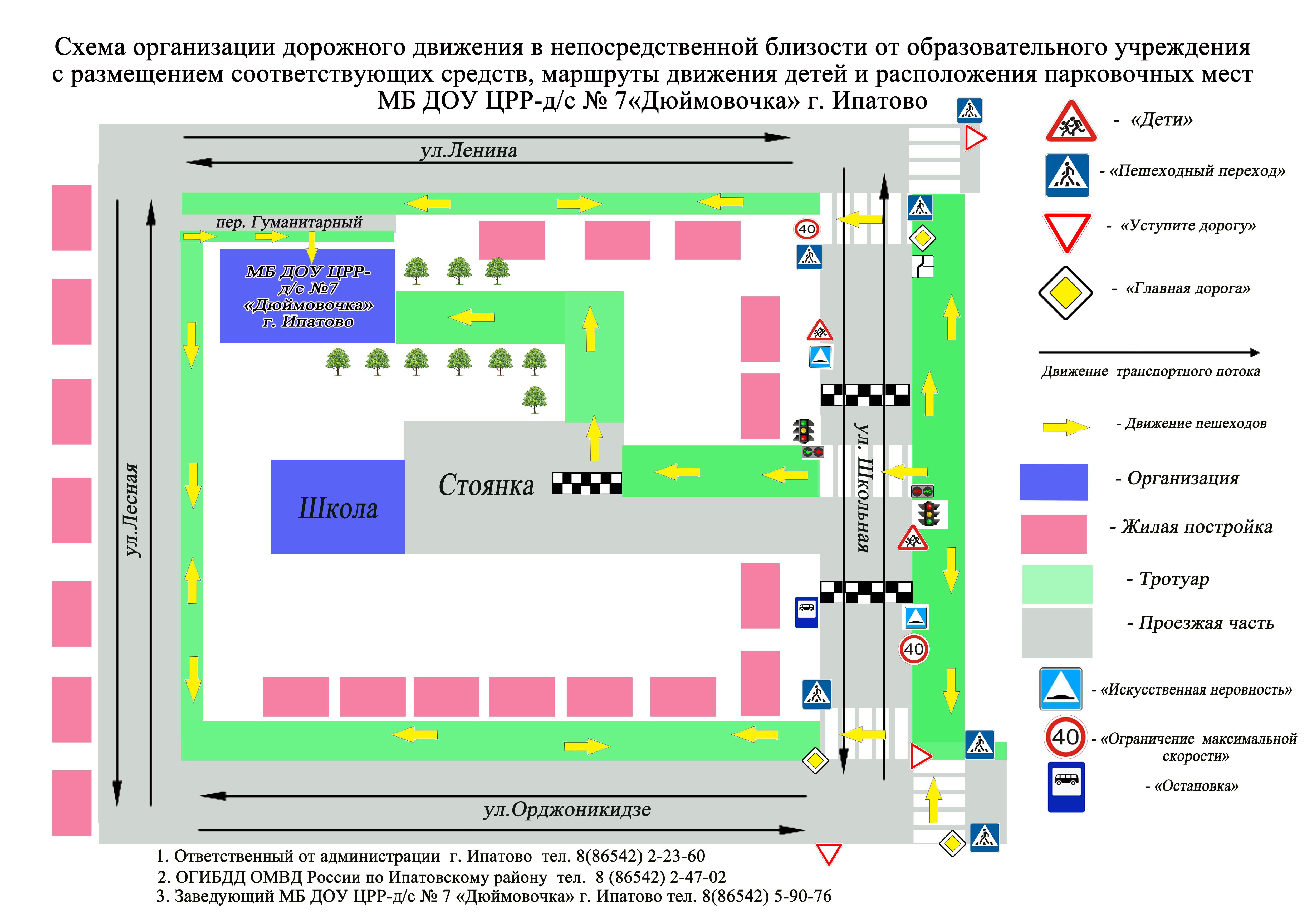 Маршрут Дюймовочка copy